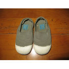 Baskets BENSIMON Kaki