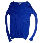 Sweater ARMANI JEANS Blue, navy, turquoise