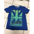 Tee-shirt LA REDOUTE Bleu, bleu marine, bleu turquoise
