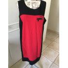 Tailleur robe JACQUELINE RIU Rouge, bordeaux