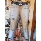 Jeans large, boyfriend MANGO jean