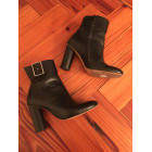 High Heel Ankle Boots CLAUDIE PIERLOT Black