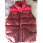 Down Jacket PYRENEX Red, burgundy