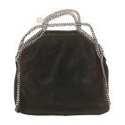 Leather Handbag STELLA MCCARTNEY Falabella Black