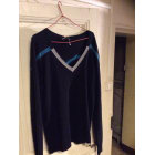 Sweater MARITHÉ ET FRANÇOIS GIRBAUD Blue, navy, turquoise