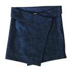 Mini Skirt ISABEL MARANT Gray, charcoal