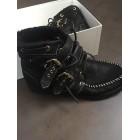 Chaussures à lacets  VANESSA BRUNO Noir