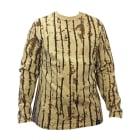 T-shirt JEAN PAUL GAULTIER Beige, camel