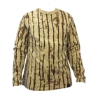 Tee-shirt JEAN PAUL GAULTIER Beige, camel
