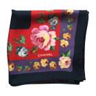 Silk Scarf CHANEL Multicolor
