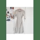 Robe longue SUD EXPRESS Beige, camel