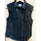 Zipped Jacket BEL AIR Black