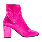 High Heel Ankle Boots BALENCIAGA Pink, fuchsia, light pink