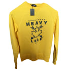 Sweatshirt DSQUARED2 Yellow
