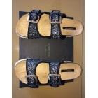 Flat Sandals PATRIZIA PEPE Black