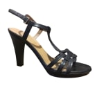 Sandales à talons MINELLI Noir