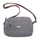 Non-Leather Shoulder Bag FURLA Gray, charcoal