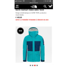 Giacca THE NORTH FACE Blu, blu navy, turchese