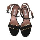 Sandales à talons TABITHA SIMMONS Noir