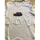T-shirt PAUL SMITH JUNIOR White, off-white, ecru
