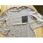 Tee-shirt PAUL SMITH JUNIOR Gris, anthracite