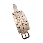 Bracelet ZADIG & VOLTAIRE Blanc, blanc cassé, écru
