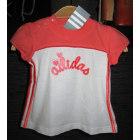 Top, T-shirt ADIDAS Multicolor