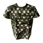 T-shirt VALENTINO Khaki