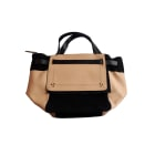 Leather Handbag JEROME DREYFUSS nude