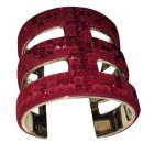Bracelet SWAROVSKI Rouge, bordeaux