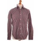 Shirt H&M Red, burgundy