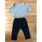 Ensemble & Combinaison pantalon ZARA Bleu, bleu marine, bleu turquoise