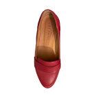 Loafers SÉZANE Red, burgundy
