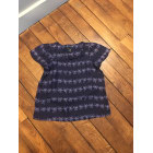 Top, T-shirt MARC JACOBS Blu, blu navy, turchese