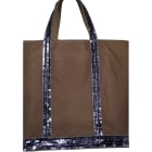 Non-Leather Handbag VANESSA BRUNO Brown