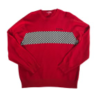 Sweater SUPREME Red, burgundy