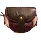 Leather Shoulder Bag JEROME DREYFUSS Multicolor