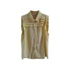 Shirt SANDRO Yellow