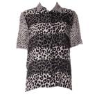 Shirt SANDRO Animal prints