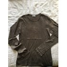 Tee-shirt AMERICAN VINTAGE Gris, anthracite