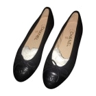 Ballerines CHANEL Noir