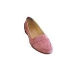 Loafers SÉZANE Pink, fuchsia, light pink