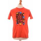 T-shirt QUIKSILVER Orange