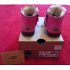 Bottines UGG Rose, fuschia, vieux rose