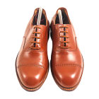 Lace Up Shoes BALLY Brown