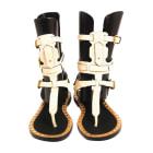 Flat Sandals ISABEL MARANT White, off-white, ecru