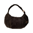 Non-Leather Handbag LANCEL Black