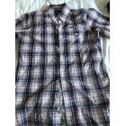 Short-sleeved Shirt DSQUARED2 Blue, navy, turquoise