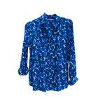 Shirt COMPTOIR DES COTONNIERS Blue, navy, turquoise