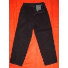 Pantalone largo DOCKERS Nero